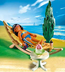 playmobil hammock place figure soak summer