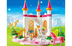 playmobil fairy tale unicorn palace enter