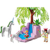 playmobil fairy tale unicorn playset includes