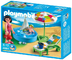 playmobil wading pool adorable figures filled