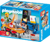 playmobil school woodshop class retractable legs