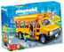 playmobil school transport children includes four