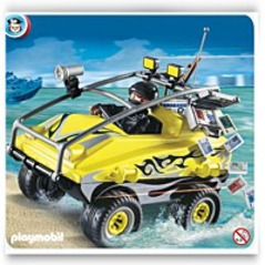 4449 Robber Amphibious Vehicle
