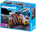 playmobil lion knight's ballista shooting triple