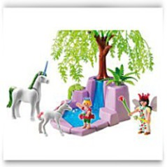 5872 Fairy Tale Unicorn Playset