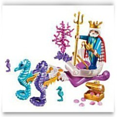 5885 Magic Castle Playset King Neptune