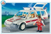 playmobil emergency vehicle working flashing light