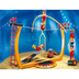 playmobil circus tightrope artists jump onto