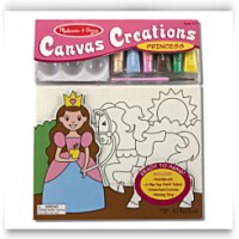 Melissa And Doug Canvas Creations