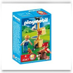 On SalePlaymobil Cat Scratching Tree
