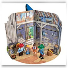 Playmobil Fairy Tale Set Lost Boy