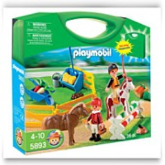 On SalePony Farm Carrying Case Playset