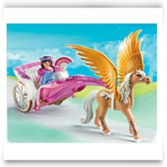 On SalePrincess With Pegasus Carriage