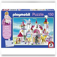 Princesses Castle Playmobil Jigsaw Puzzle