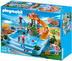 playmobil open pool slide swimming perfect