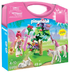 playmobil fairy carrying case playset play
