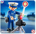 playmobil police radar speeding allowed here