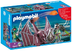 playmobil dragon's catapult led-crossbow batteries included