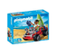 playmobil quad bike transport surfer around