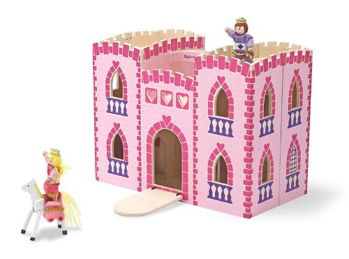 Melissa And Doug Fold And Go Princess
