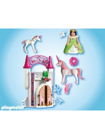 Unicorn Take Along Castle Set